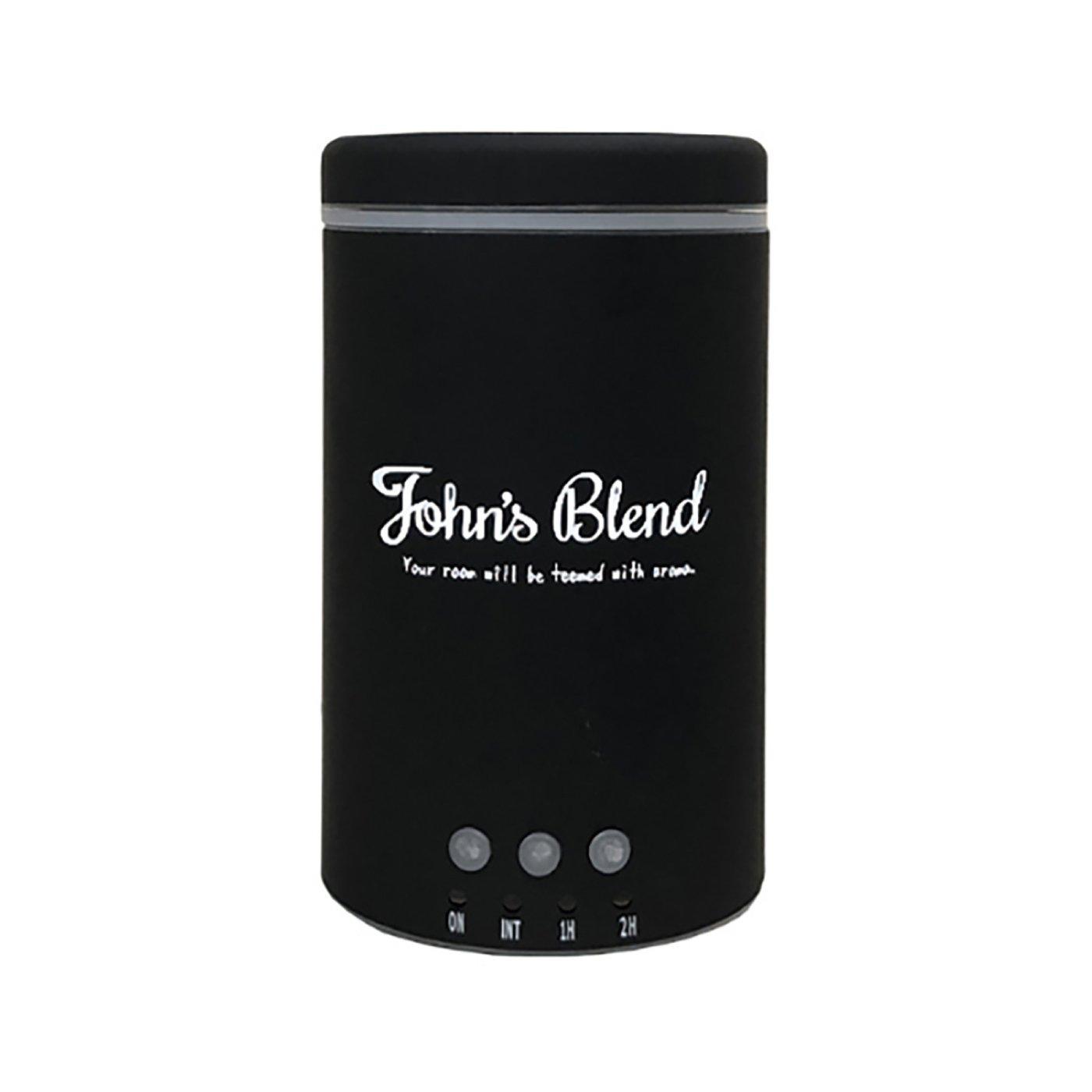 John's Blend おしゃれなロゴ入りアロマディフューザー