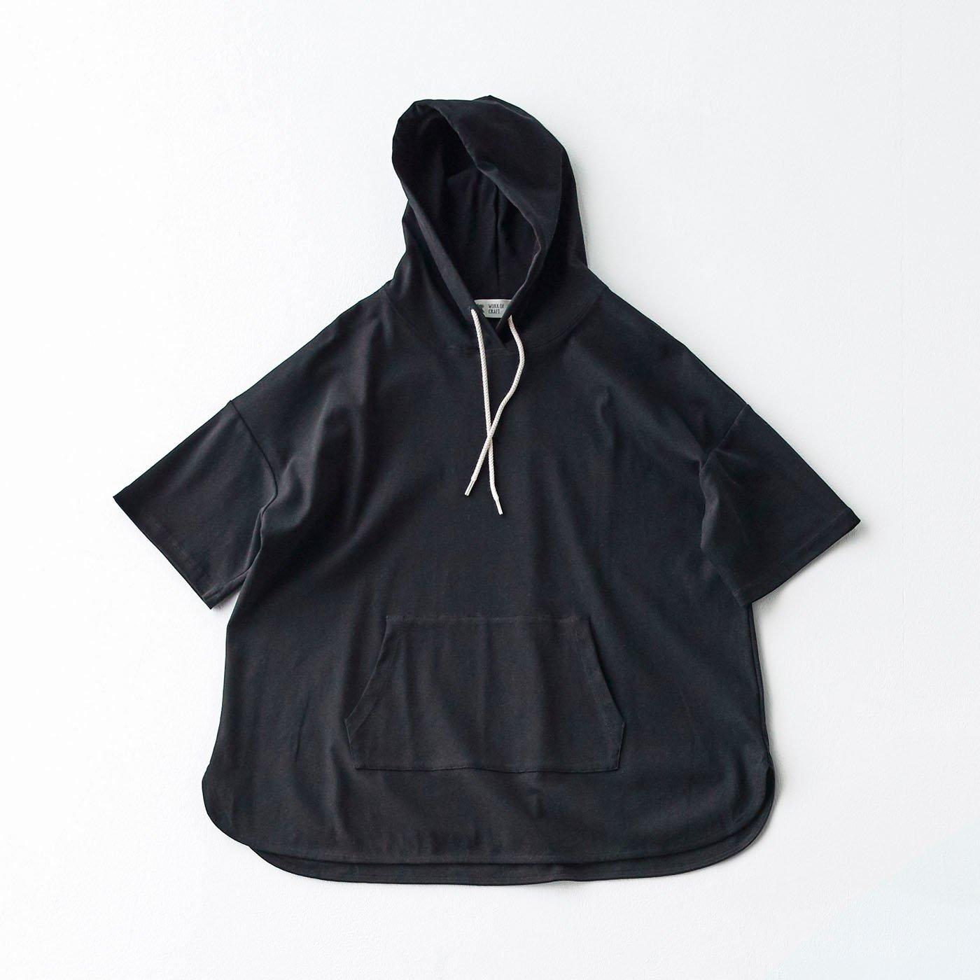 サニークラウズ 経編みパーカートップス〈レディース〉