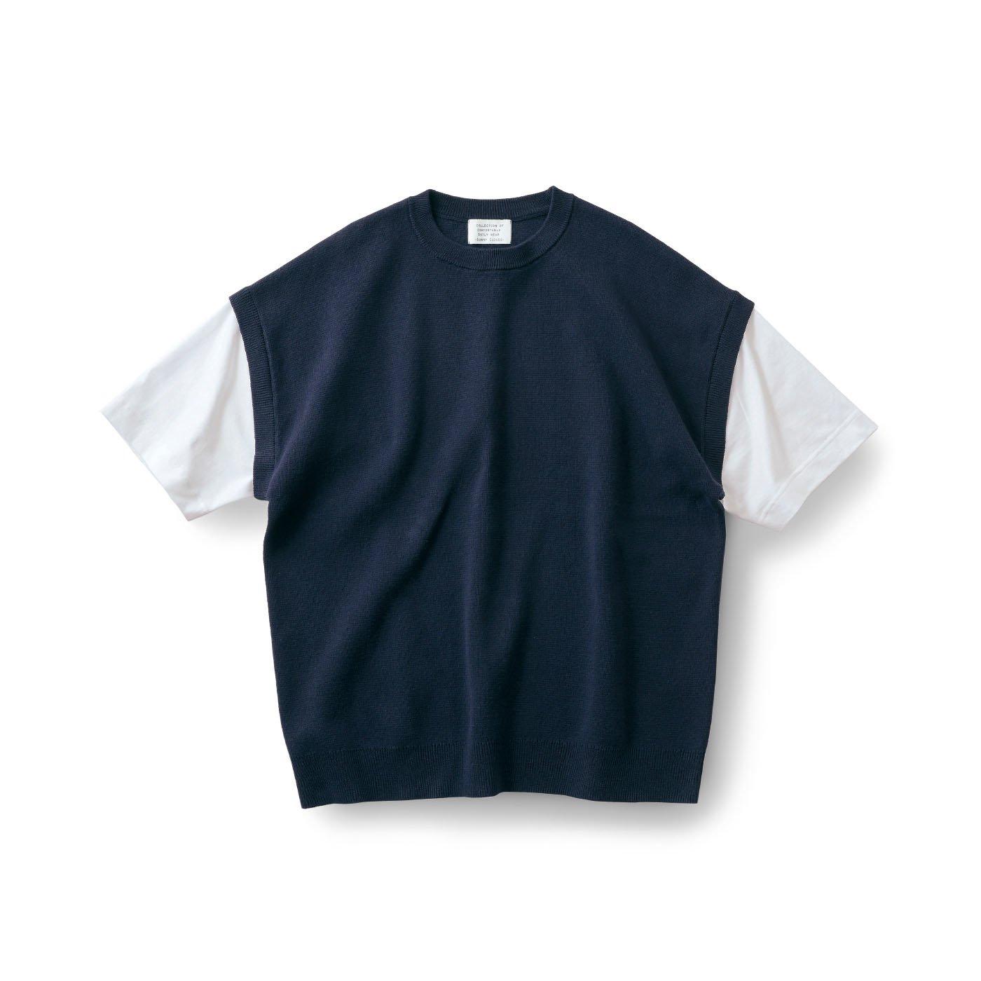 サニークラウズ ベスTシャツ〈メンズ〉