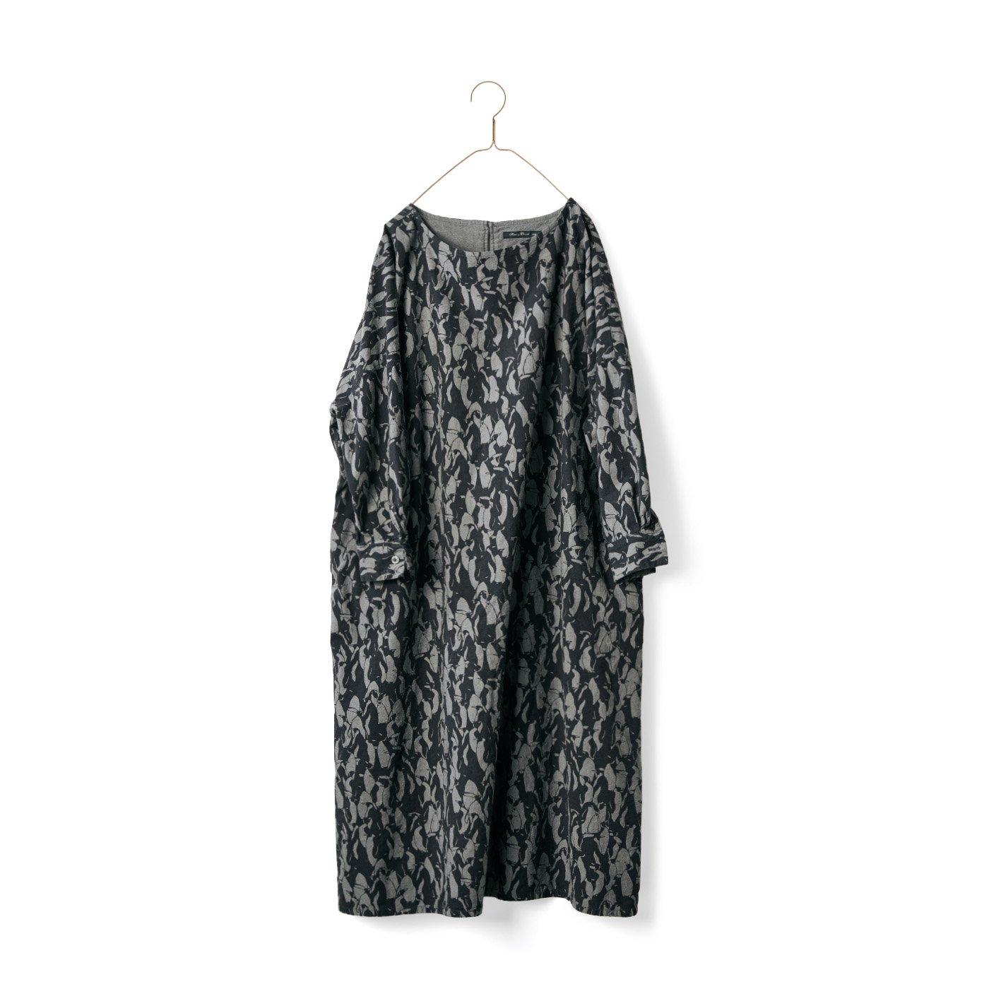 サニークラウズ  ペンギンのドレス〈レディース〉