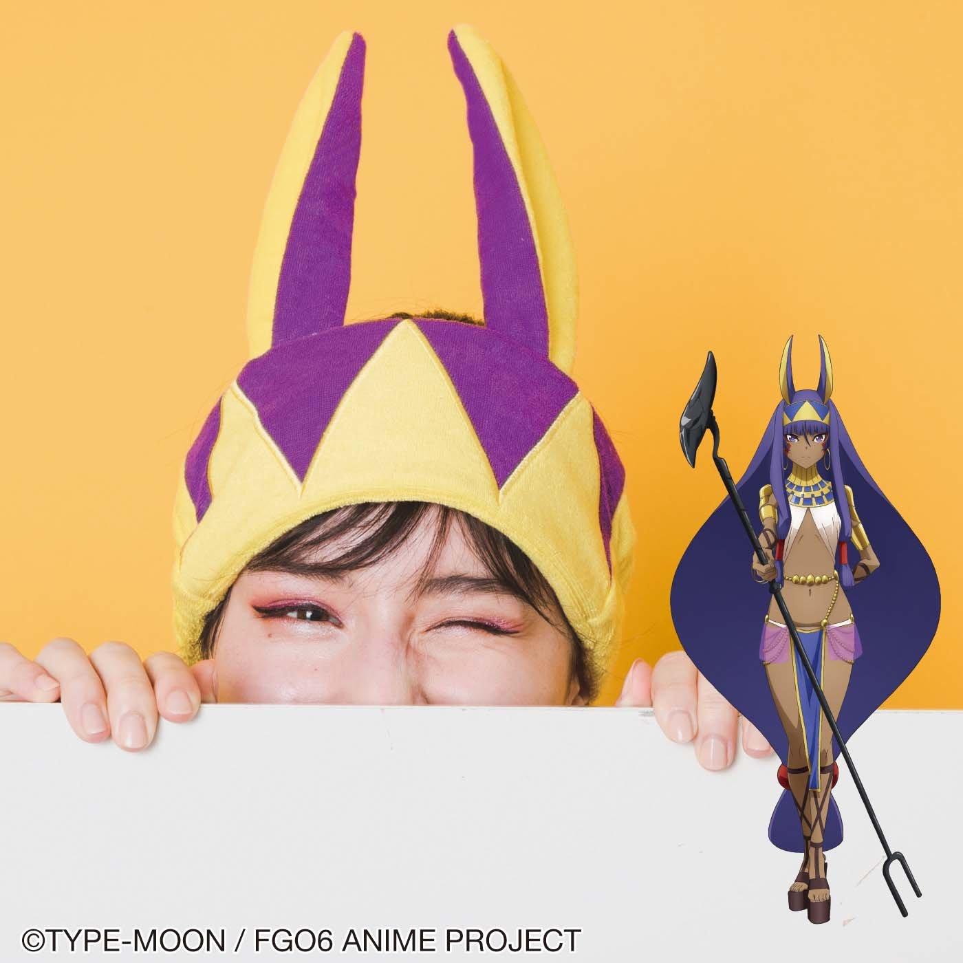 劇場版Fate/Grand Order-神聖円卓領域キャメロット- ニトクリス風ヘアバンド
