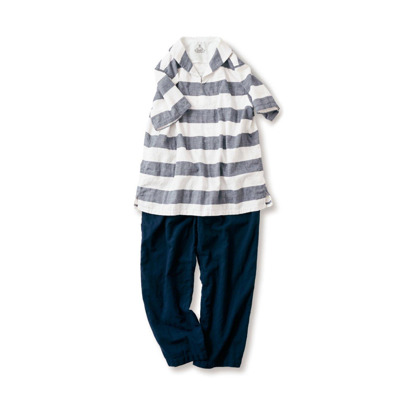 サニークラウズ マリンなパジャマ〈レディース〉