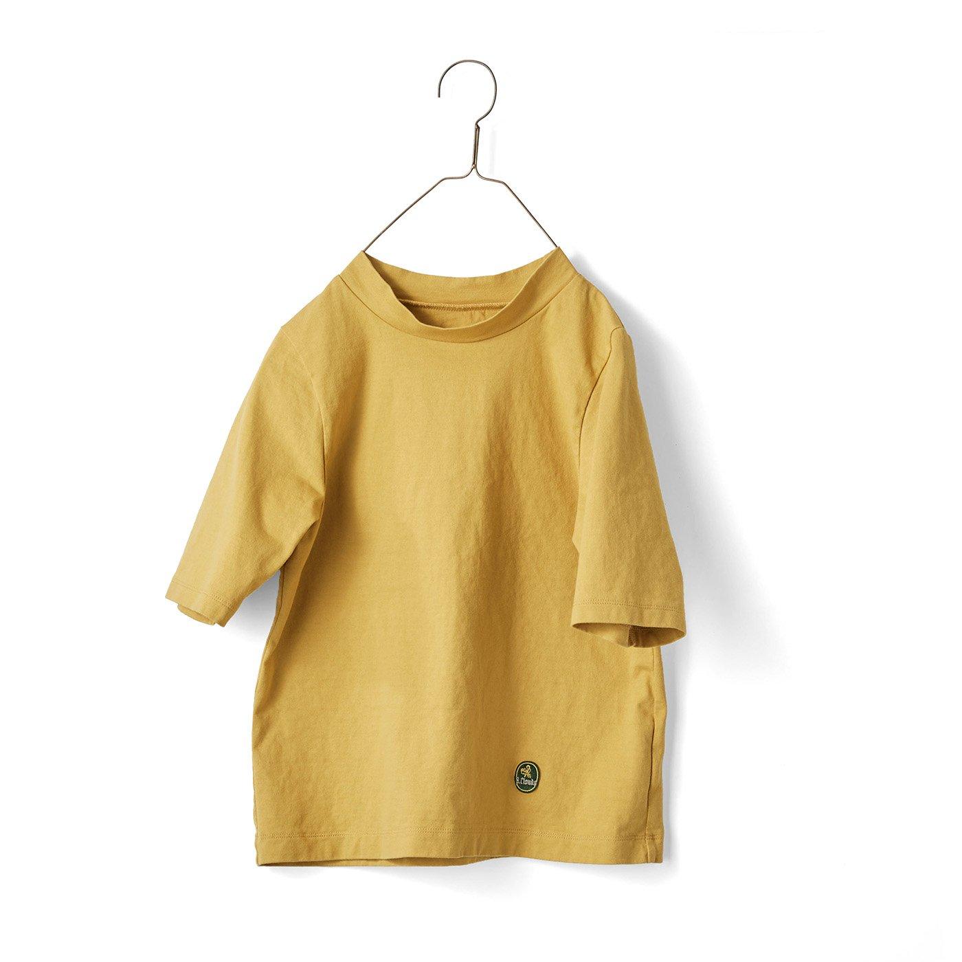 サニークラウズ 果物色のTシャツ〈レディース〉バナナ