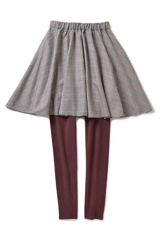 スカートのボリューム感がたまらない。