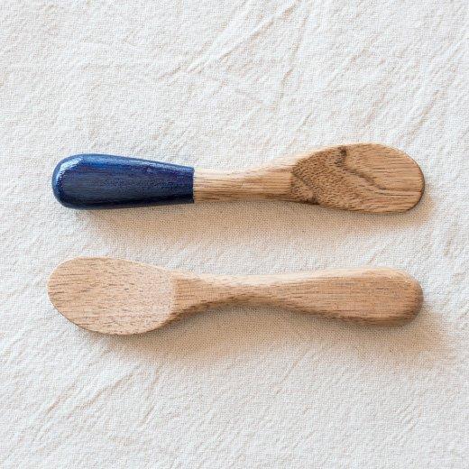 手づくりおさじプログラム 追加購入用木材 かしさじ(クルミ)右きき用