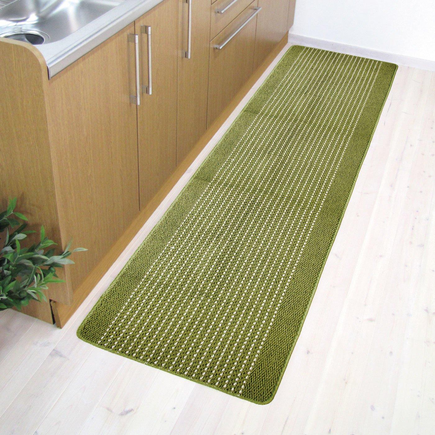 優踏生 洗いやすいキッチンマット60×240