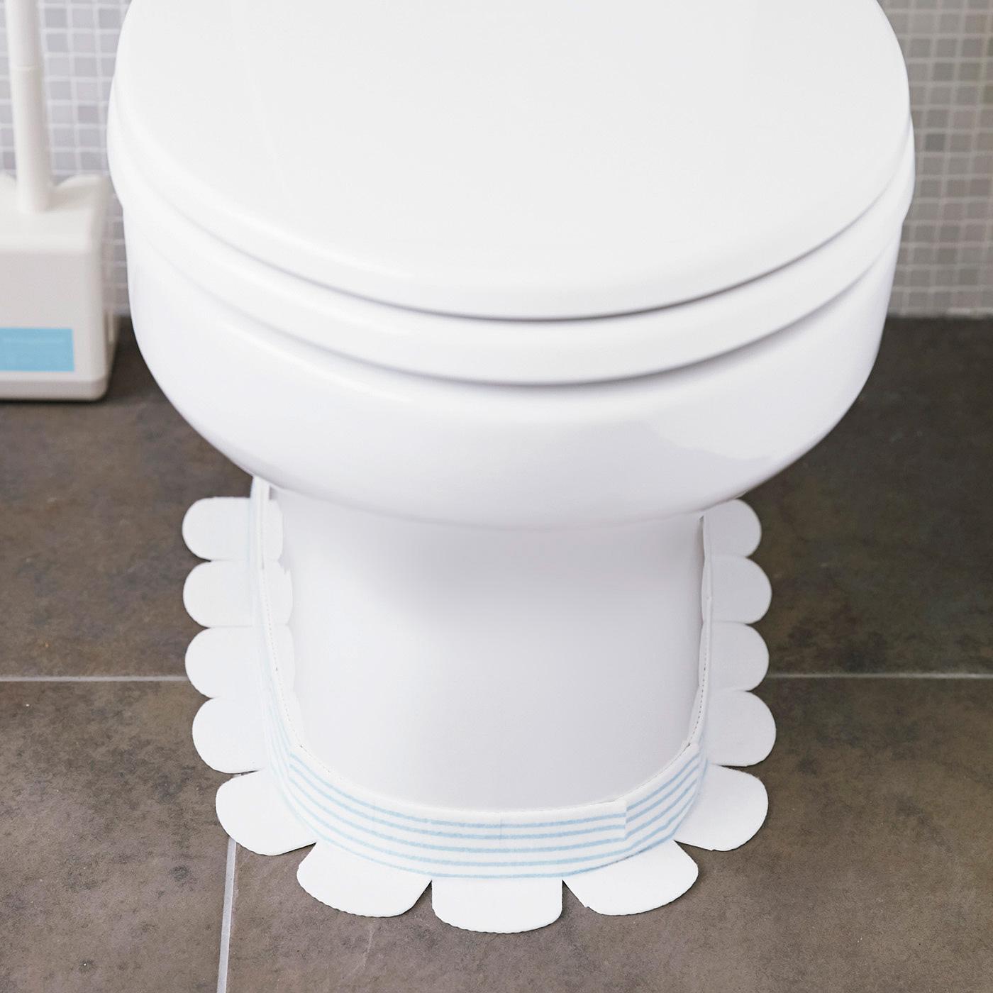フェリシモ においの原因汚れをガード! トイレのすき間テープの会【定期便】
