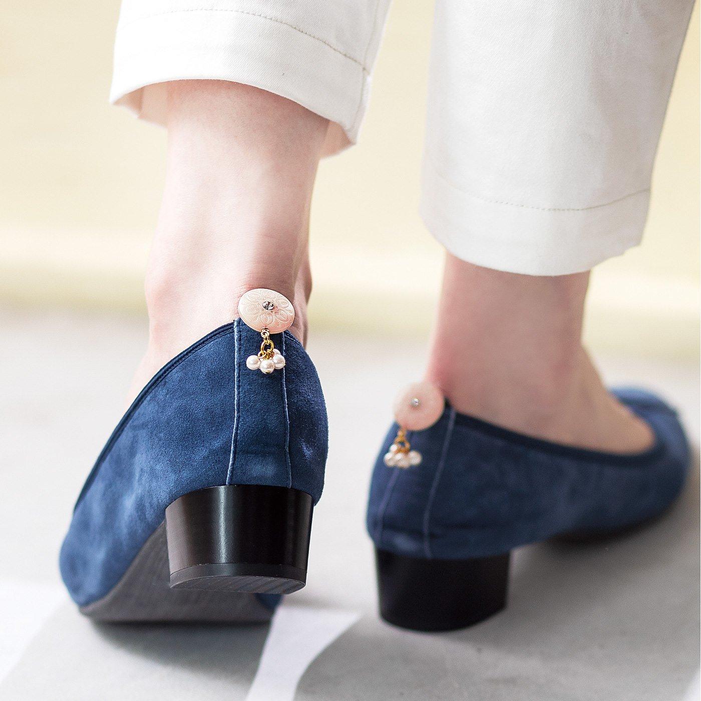 靴のパカパカ浮きを防止する かかとフィットパッドの会
