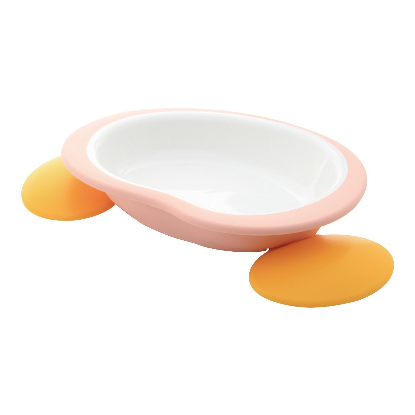 フェリシモ すべらない! すくいやすい! 食べさせやすいもぐもぐトレイ