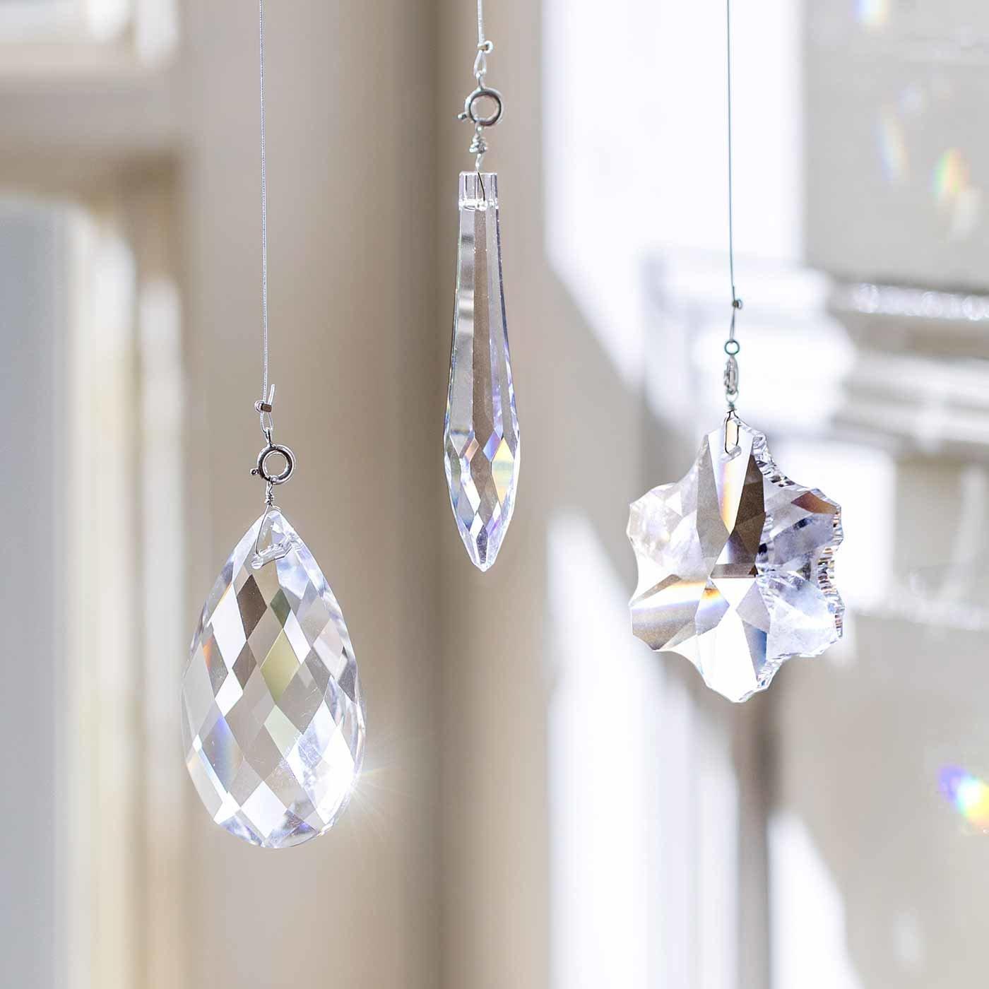 チェコのボヘミアガラスで作ったシャンデリアルースの会
