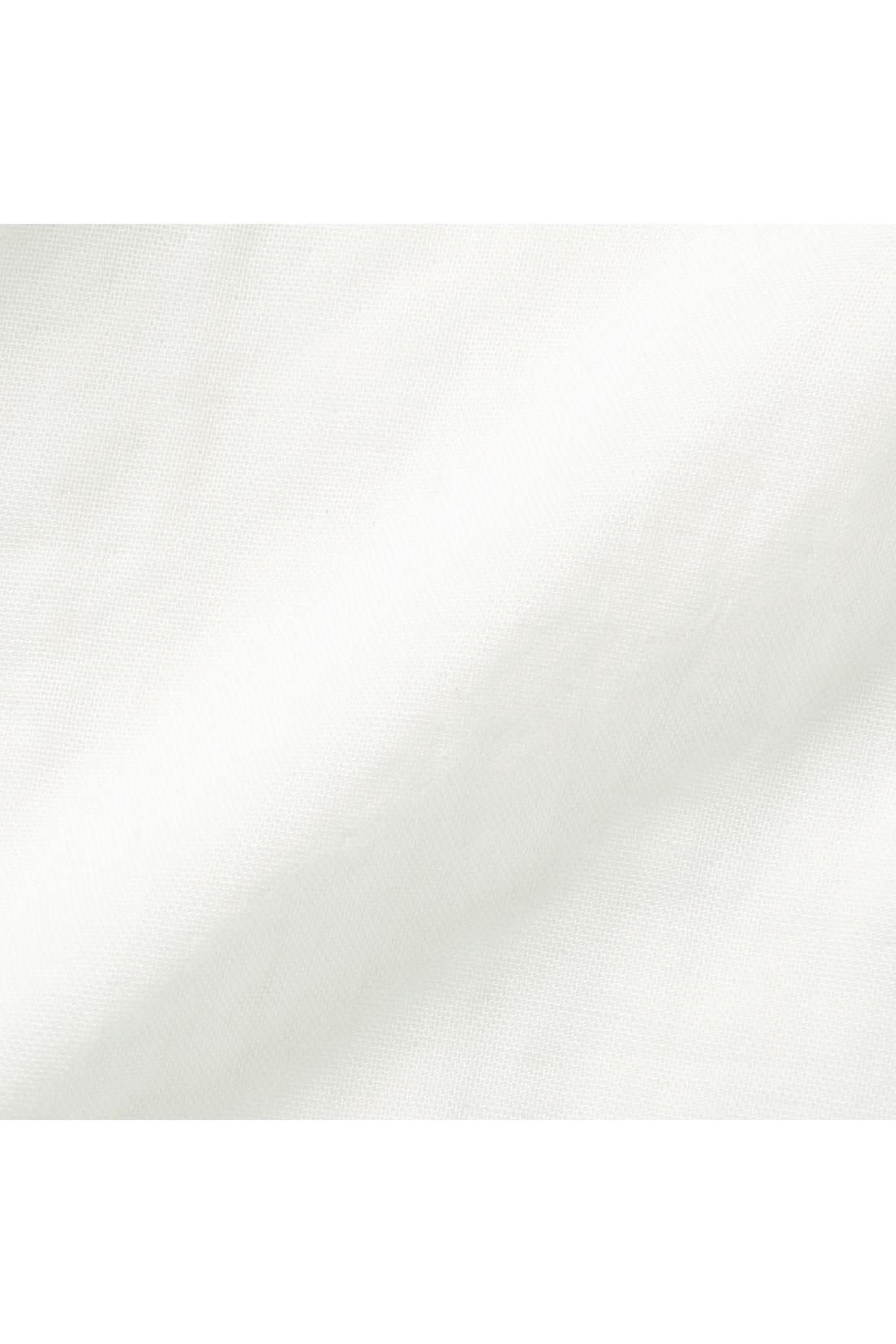 洗うほどにやわらかさが増す、綿100%のダブルガーゼ素材。