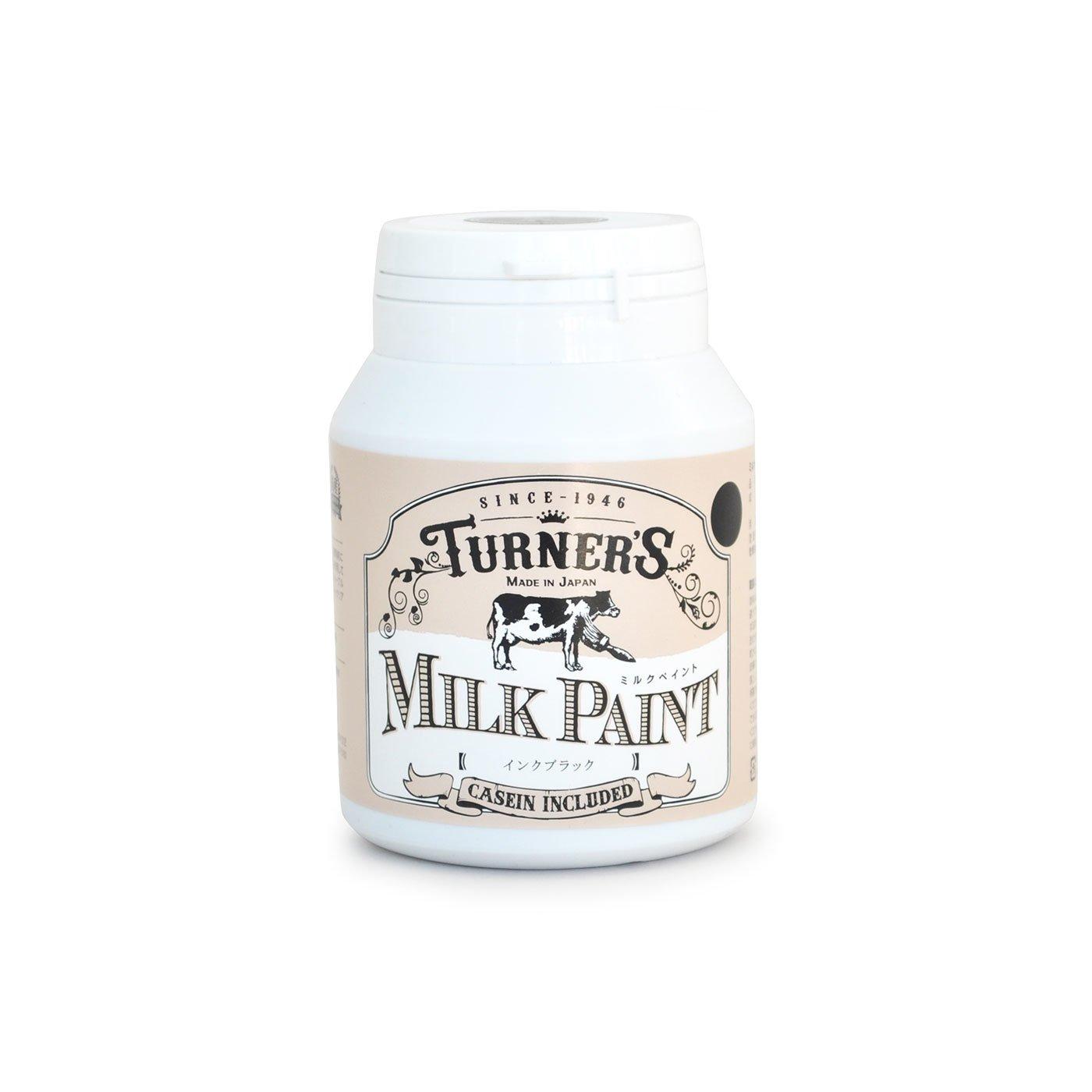 ミルクペイント インクブラック 200ml