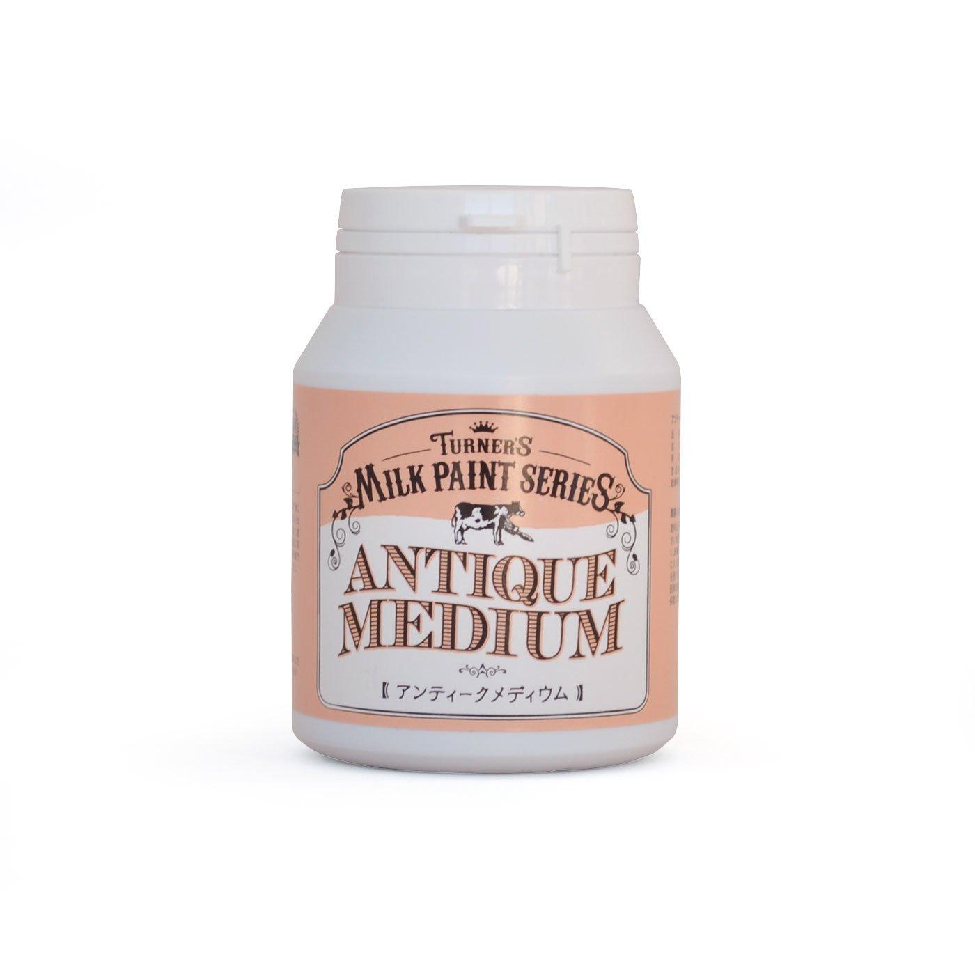 ミルクペイント アンティークメディウム 200ml