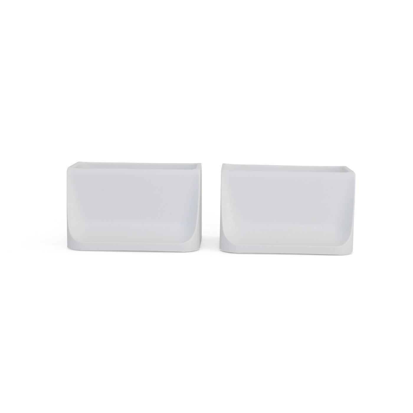 ディアウォール 2×4材用壁面突っ張りパーツ ホワイト