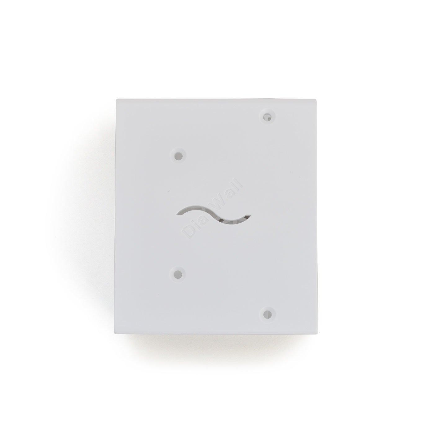 ディアウォール専用 2×4材中間ジョイントパーツ ホワイト