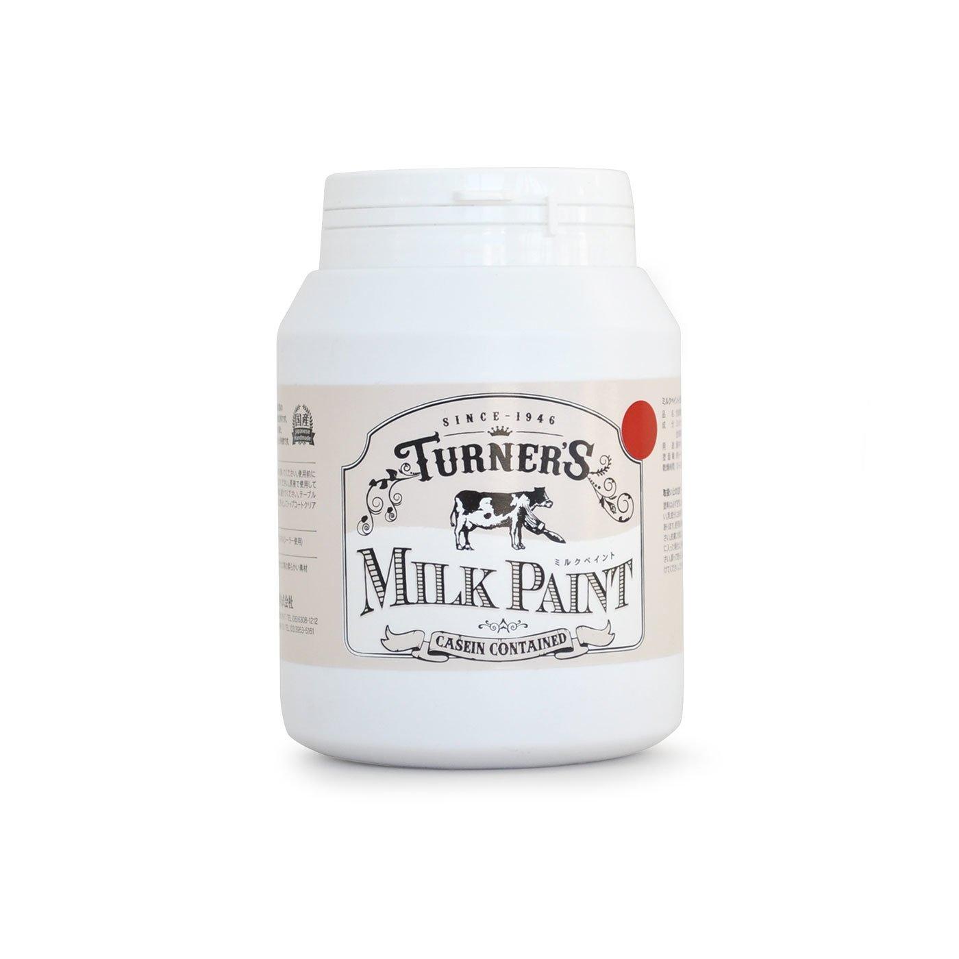 ミルクペイント ゴールデンレッド 450ml