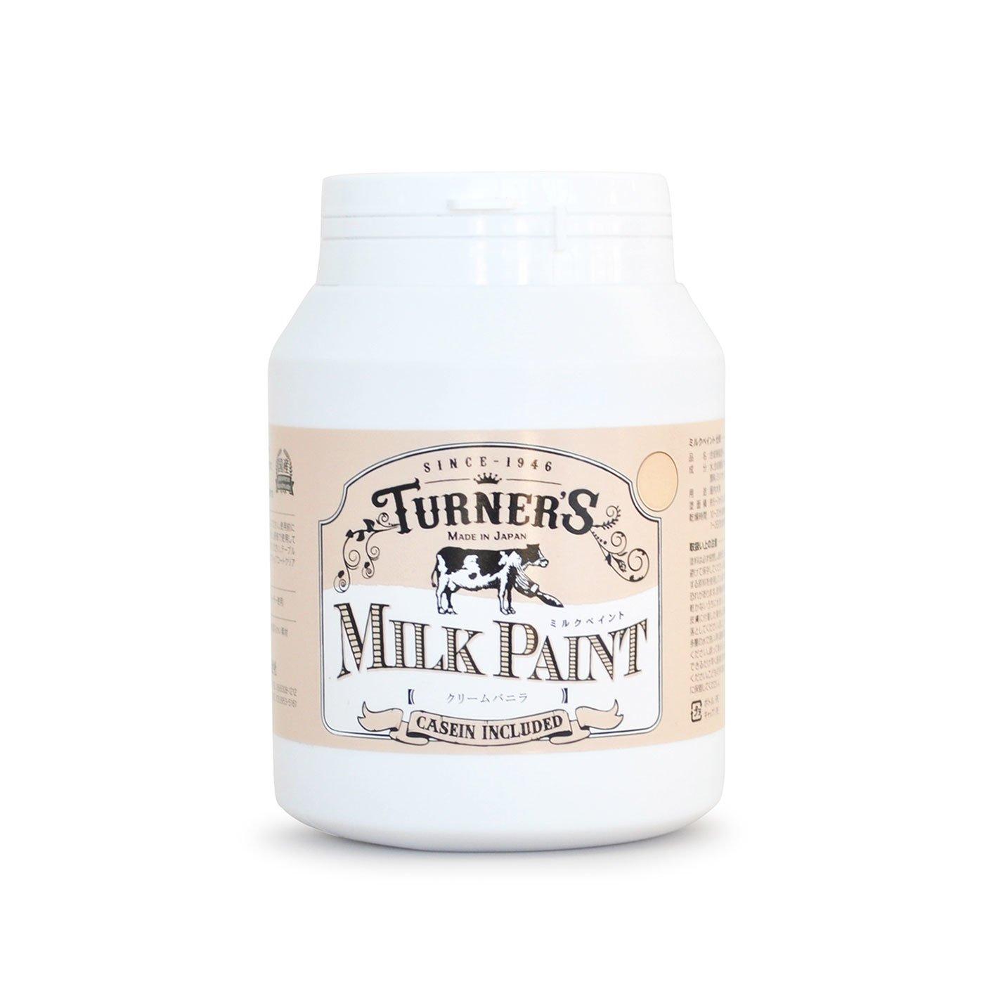 ミルクペイント クリームバニラ 450ml