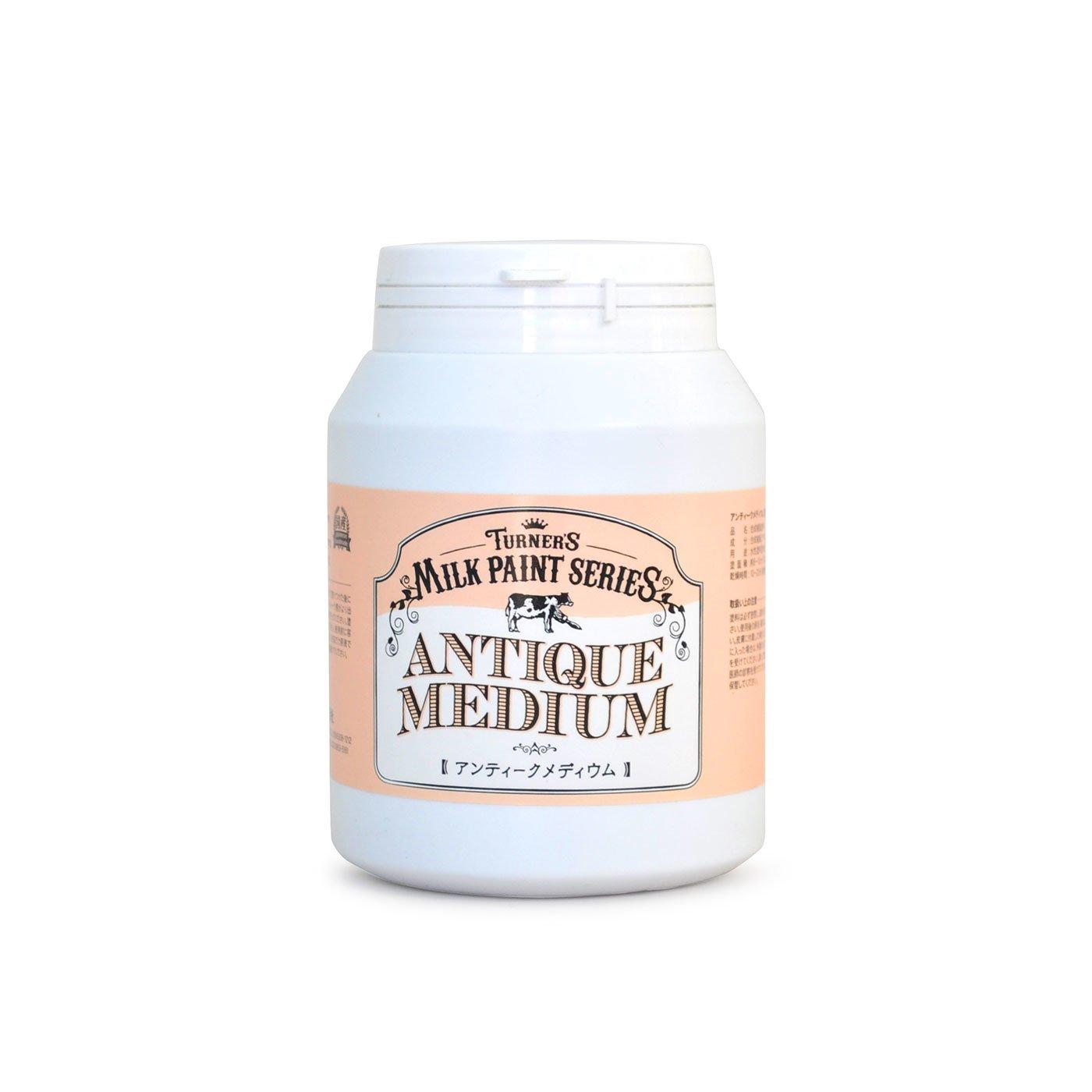 ミルクペイント アンティークメディウム 450ml
