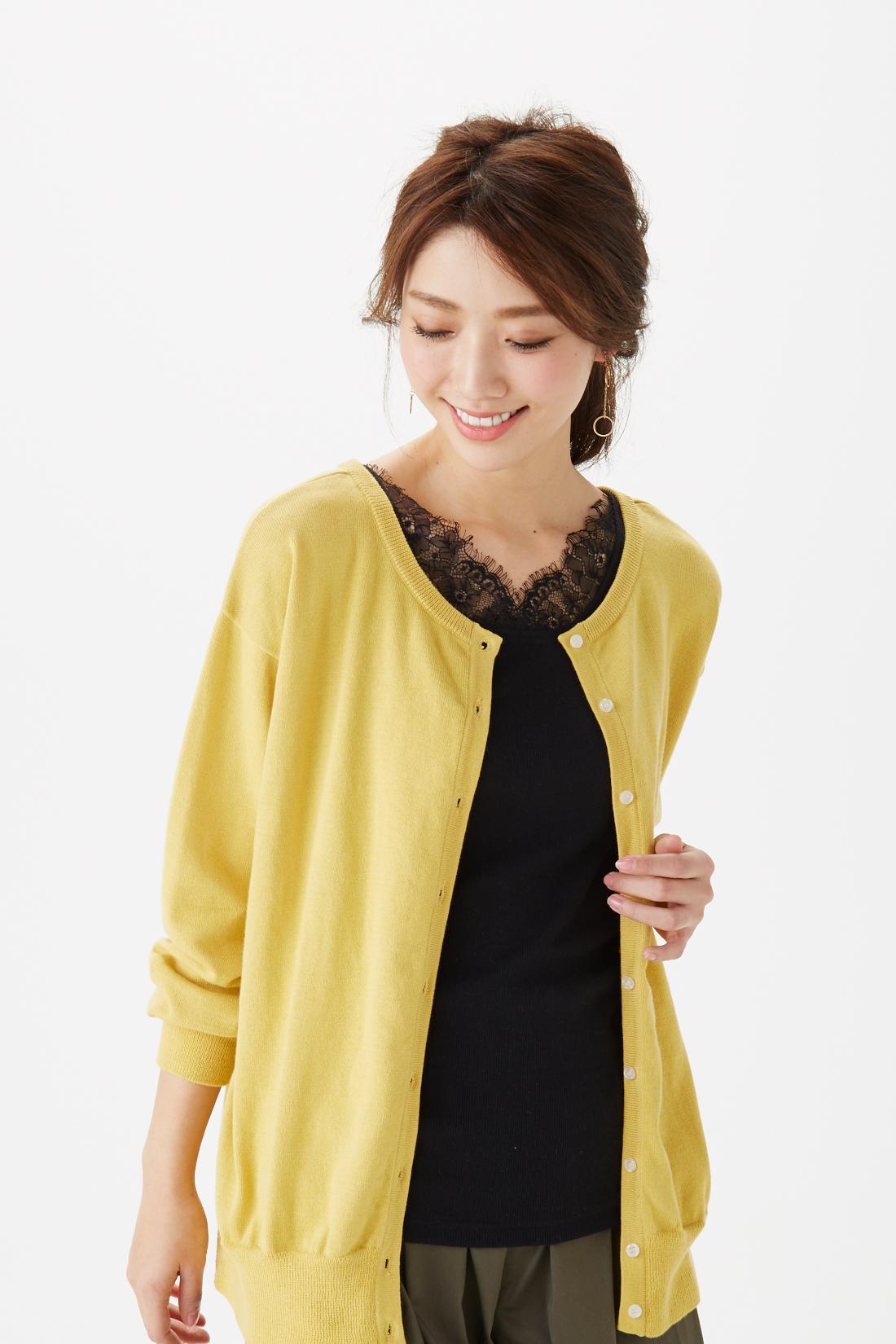 モデル身長:169cm 着用サイズ:M ※着用イメージです。お届けするカラーとは異なります。