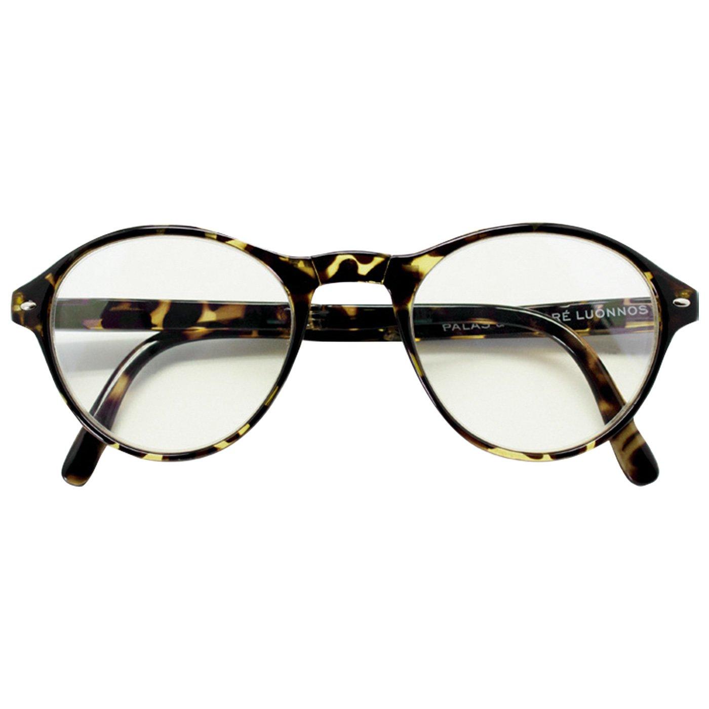 カルモ コンパクトに折りたためるメガネ型ルーペ