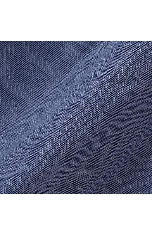 着るほどに肌になじむ、コットン100%のダブルガーゼ。
