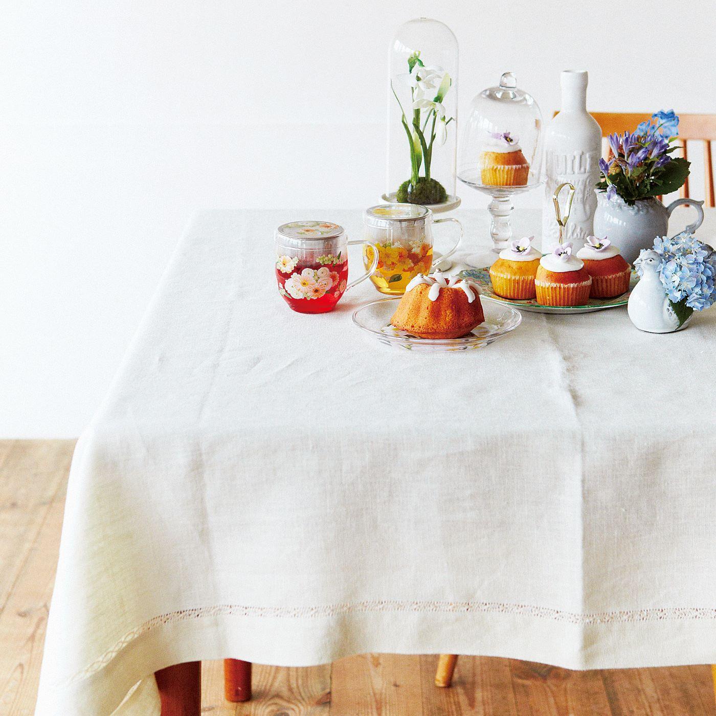 【Before】いつものテーブルが……