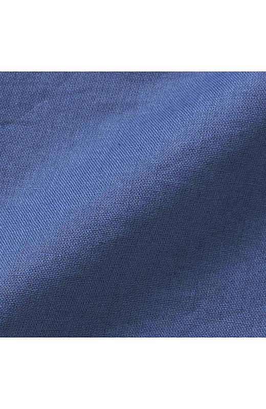 布はくはやわらかで肌ざわりのいい綿100%。