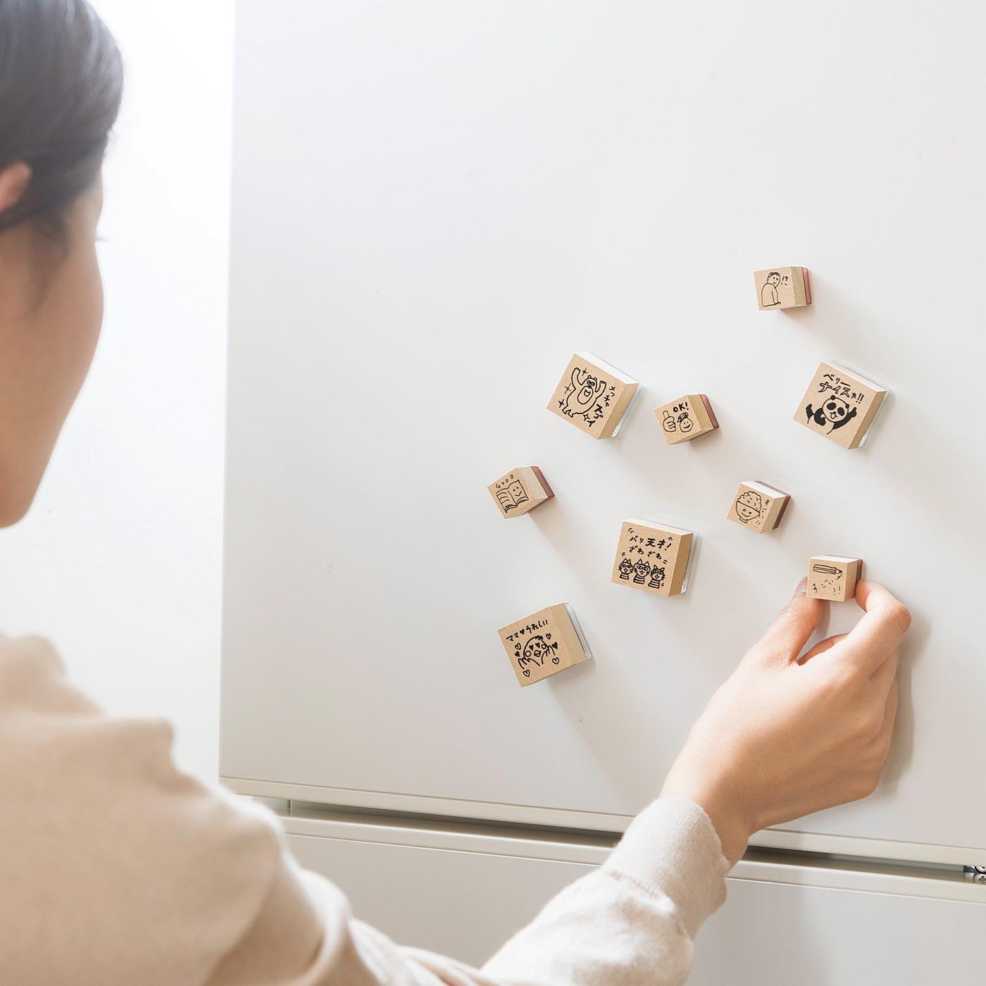 冷蔵庫でスタンバイさせておけば使うときにさっと取り出し!