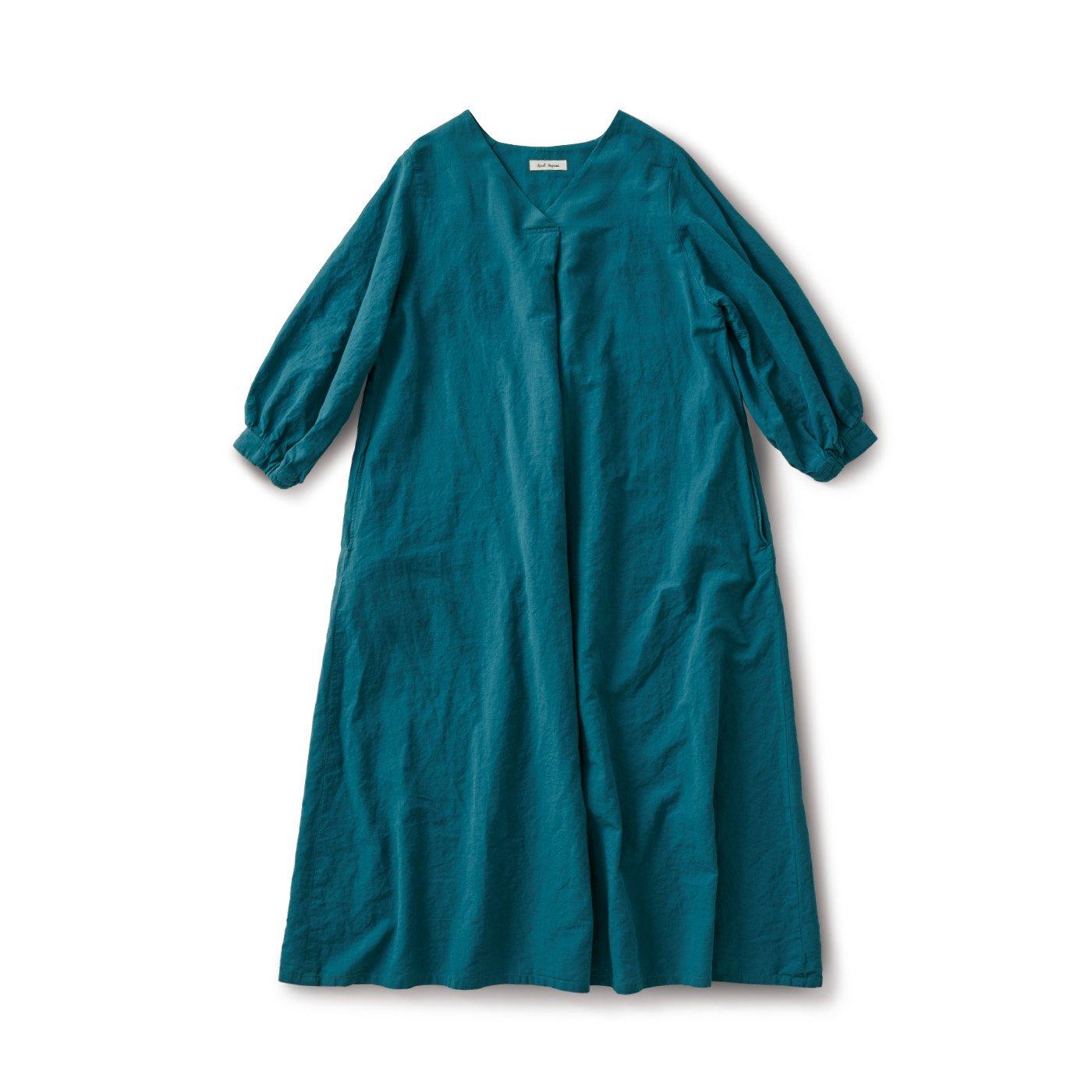 and myera 海色のドレス