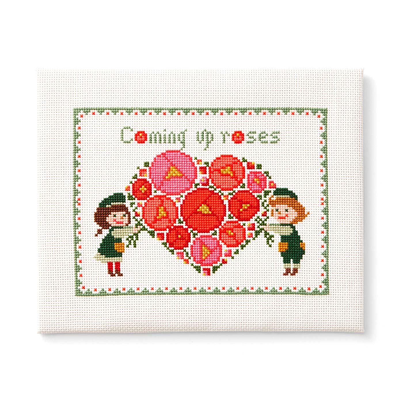 癒(いや)される言葉「Coming up roses」