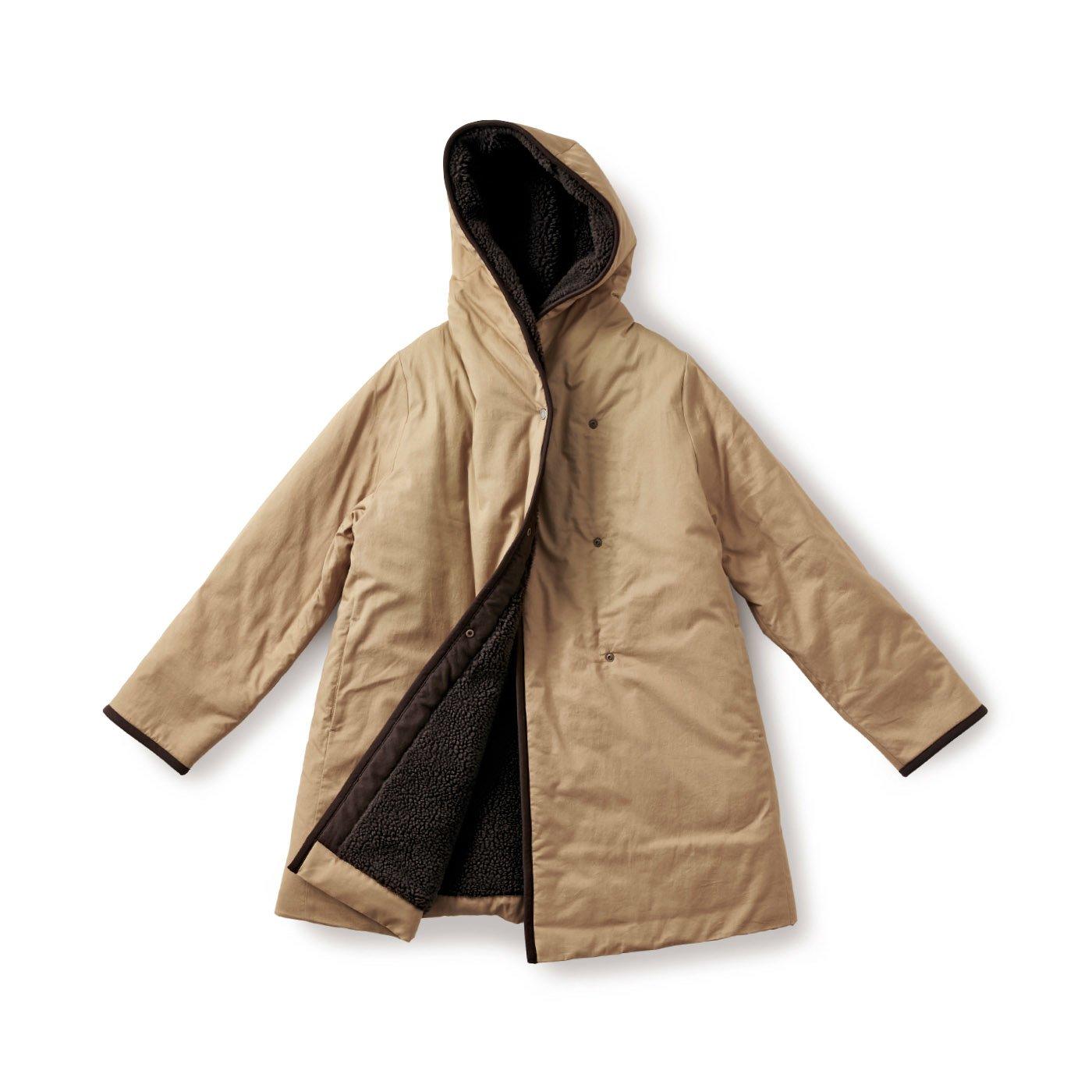 SUNNY CLOUDS  寝袋コート〈レディース〉