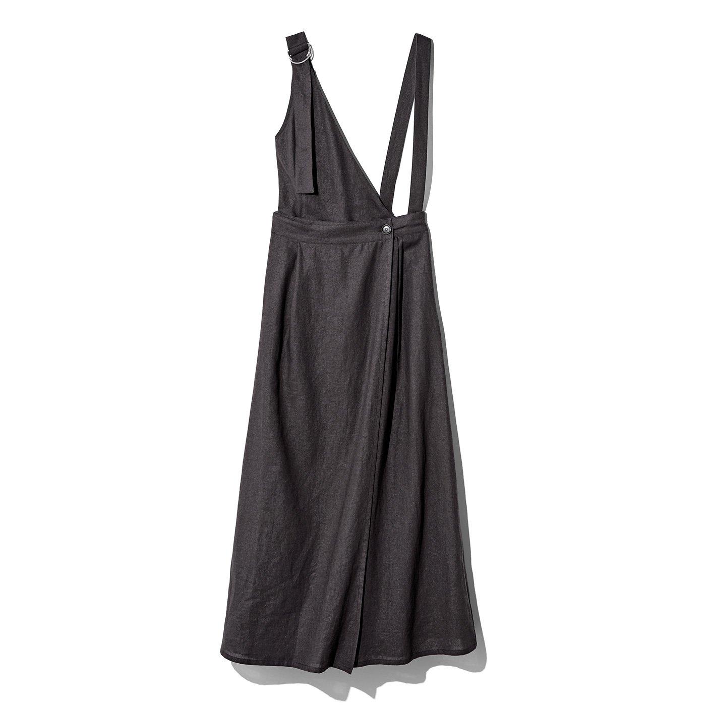 MEDE19F アシメデザイン 2ウェイジャンパースカート〈テツコン〉