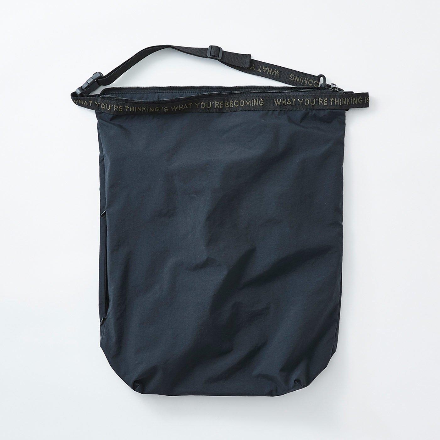 SUBLIME ラップバッグ〈ブラック〉