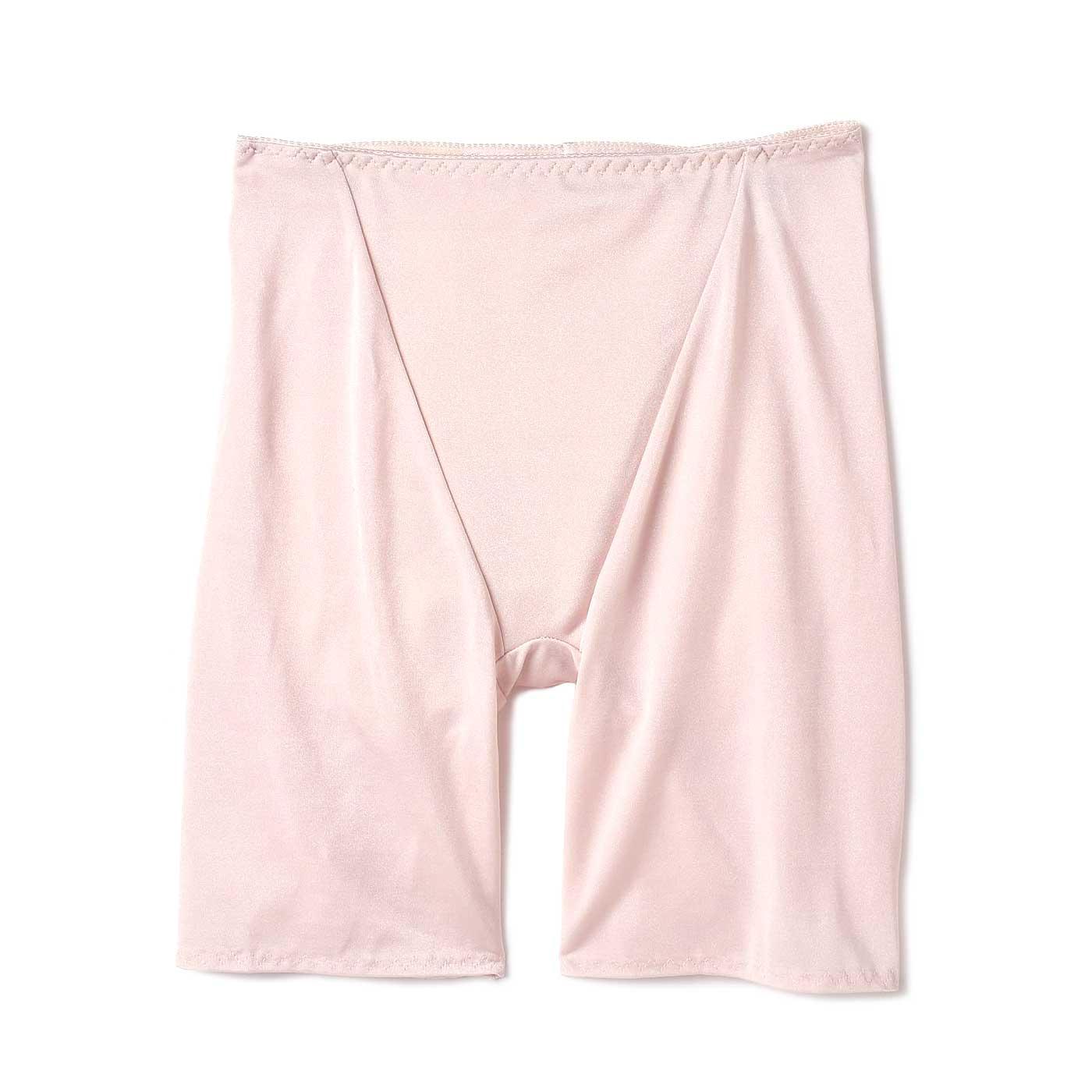 フェリシモ まるではく円座 秘密の美じりGガードル〈ピンク〉