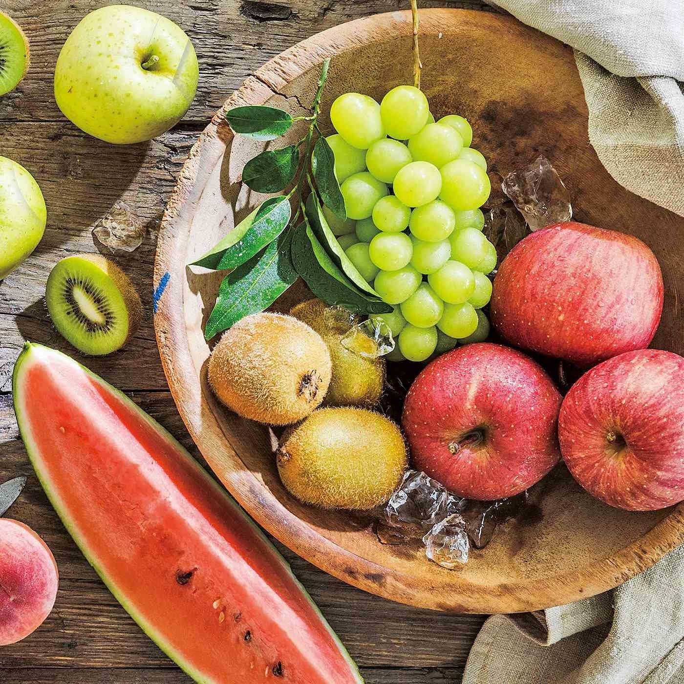 旬の果物食べ比べ(12ヵ月コース)