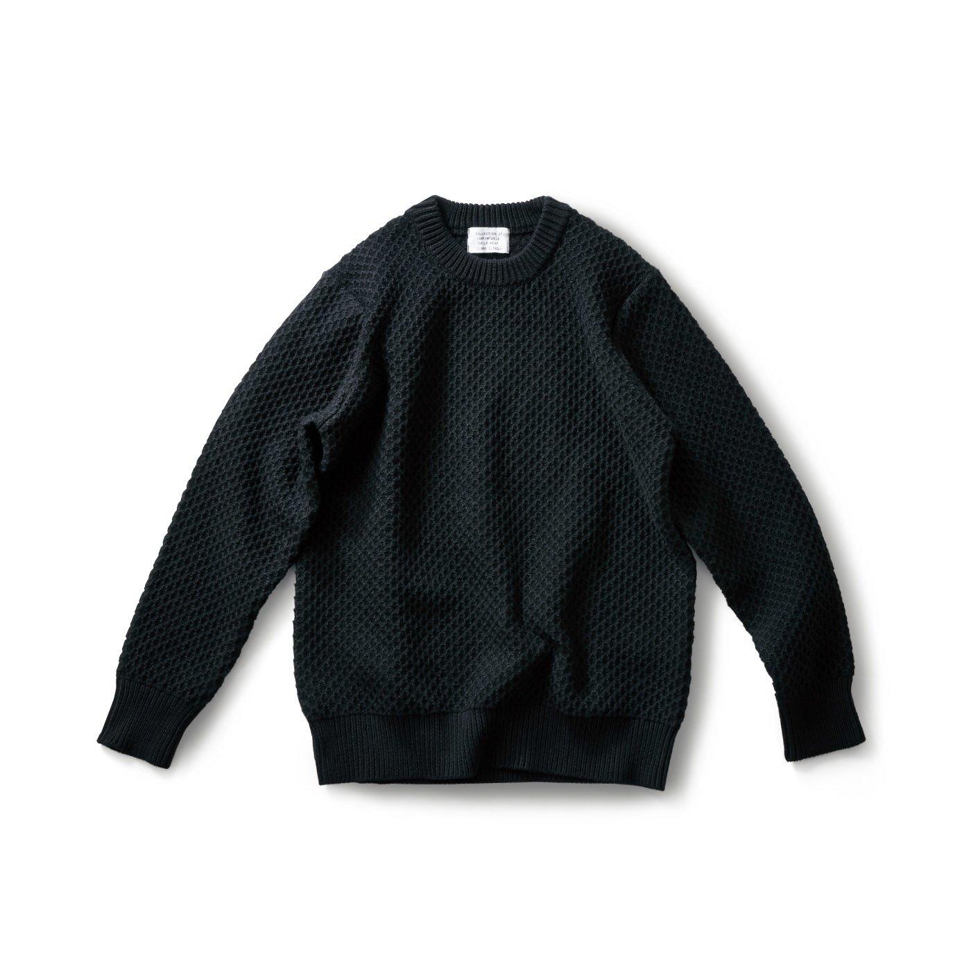 サニークラウズ 投網セーター〈レディース〉
