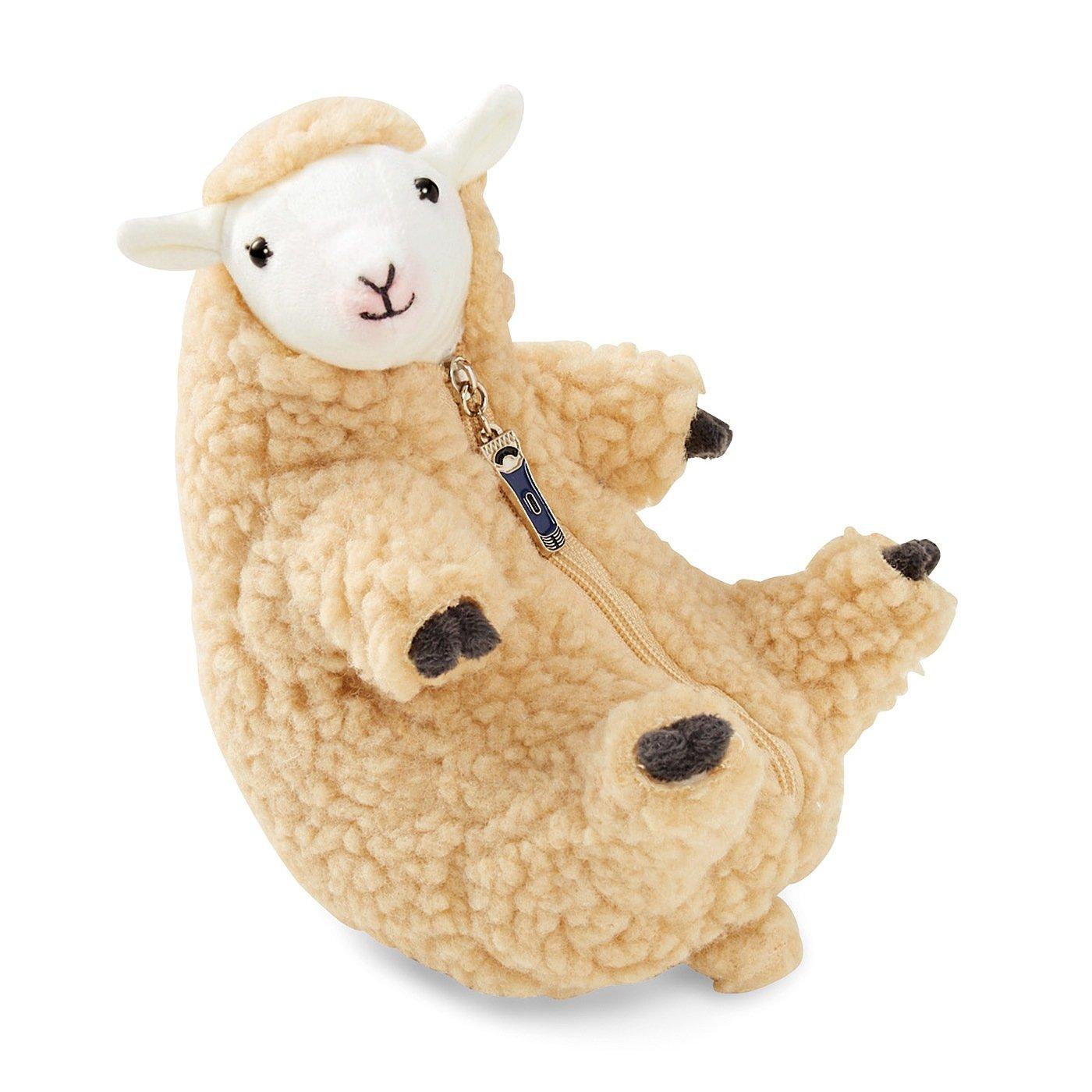 YOU+MORE! 羊の毛刈りがいつでもどこでも楽しめる 羊の毛刈りぬいぐるみ