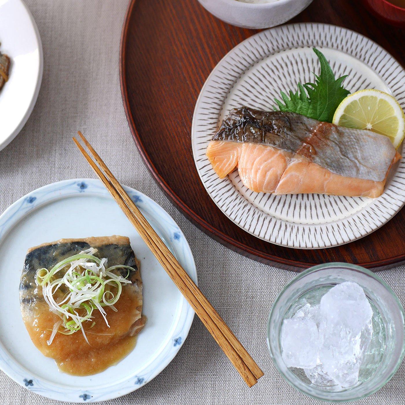 レンジで簡単!焼魚煮魚6種詰合せ