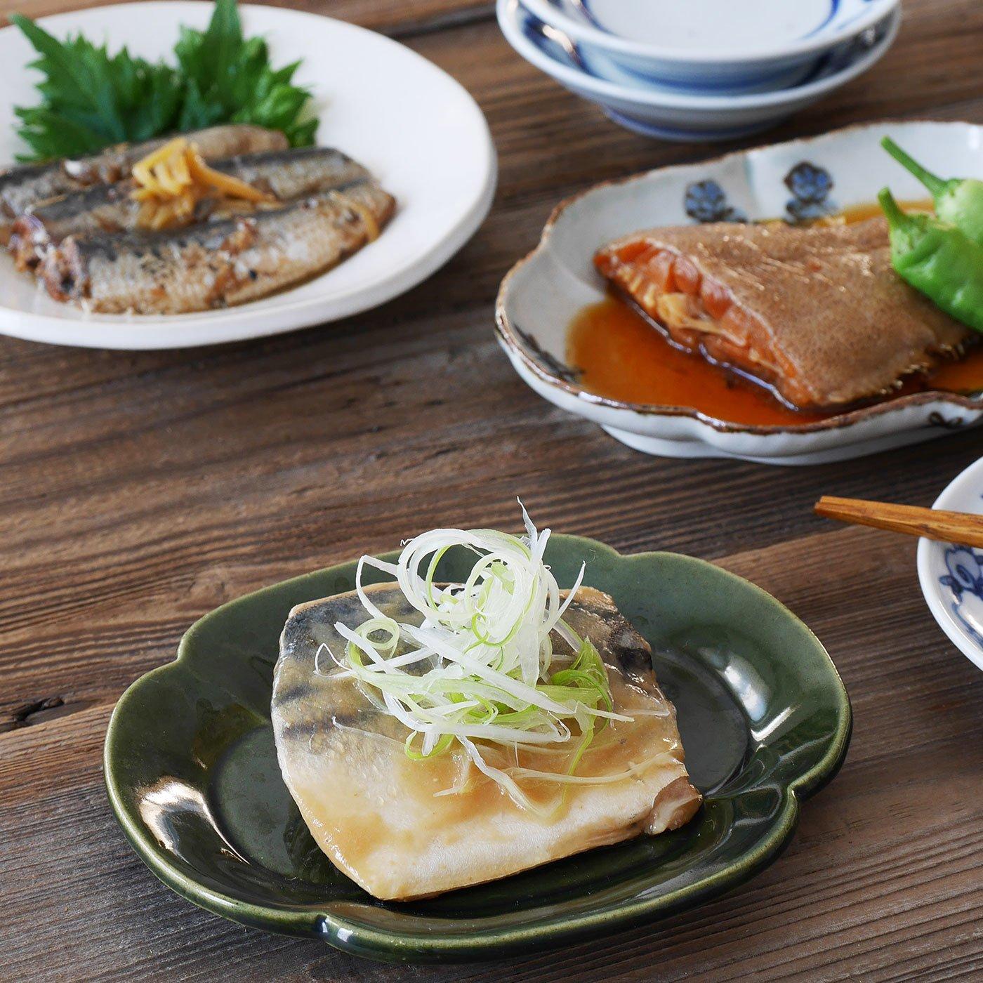 レンジで簡単! 煮魚3種6切れ詰合せ