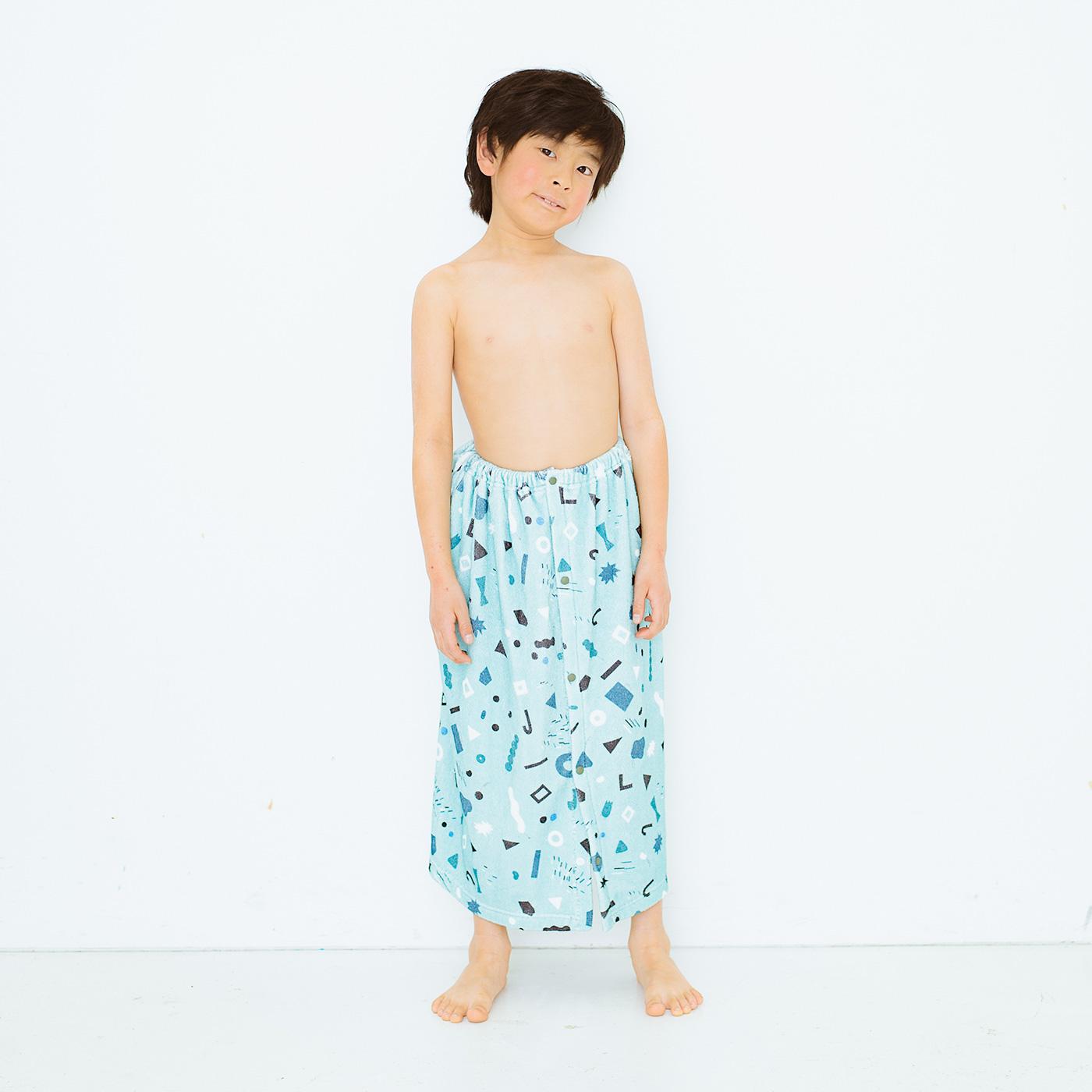 身長127cm/男の子の腰ばき用にもおすすめ。