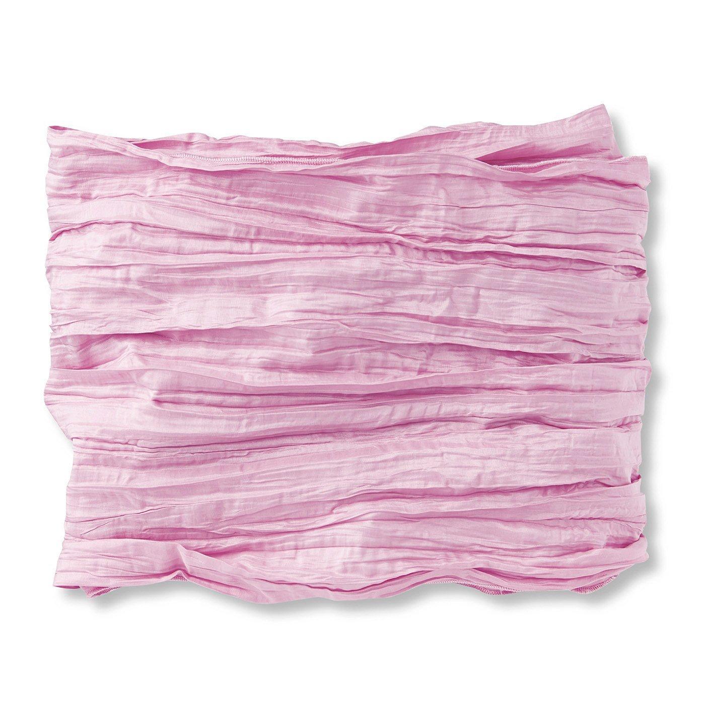 【キッズ】くしゅくしゅふんわりが素敵な兵児帯(へこおび)〈ピンク〉