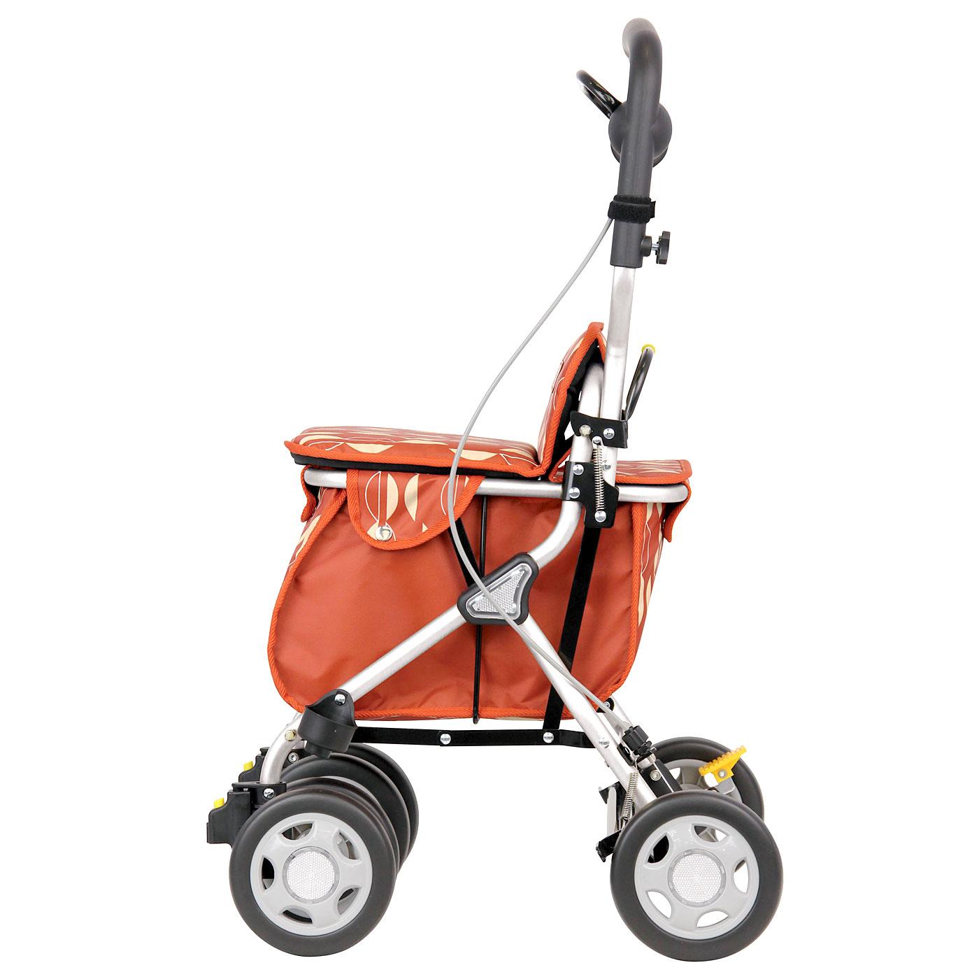 たっぷり入る便利なバッグ。ミドルタイプでありながらたっぷり入る優れたバッグサイズ。買い物にも散歩にも便利です。
