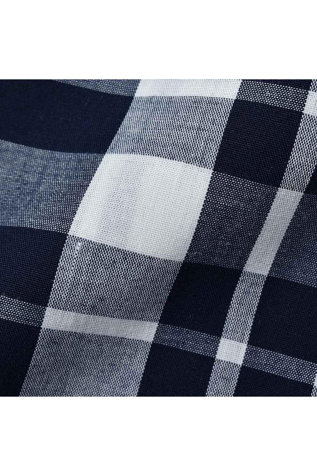 着心地のよい布はく素材。