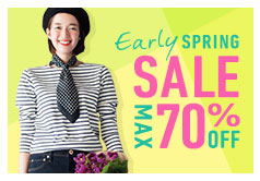 Early SPRING SALE MAX70%OFF