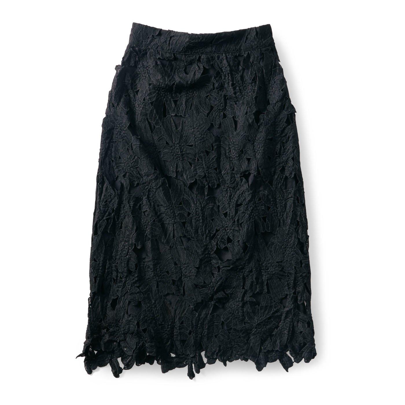 and myera レースなスカート