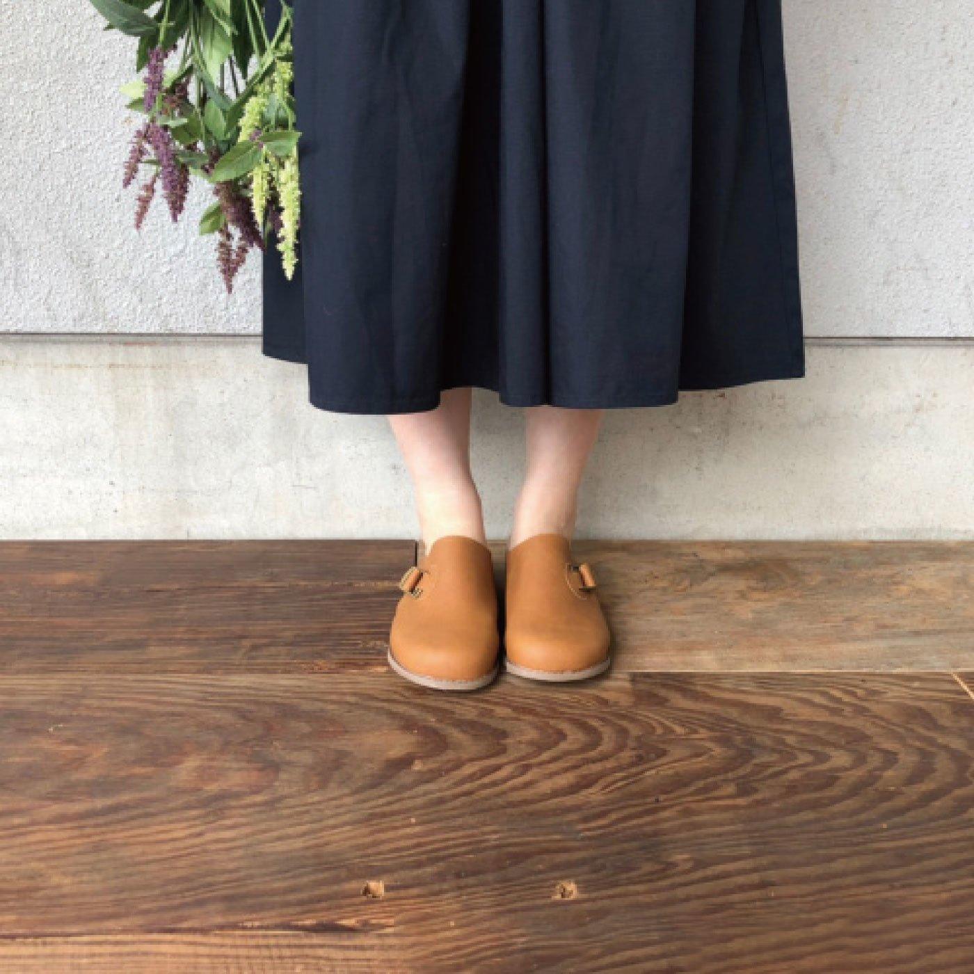 PENNY LANE〔ペニーレイン〕 らくらくすぐ履ける シンプルサボ