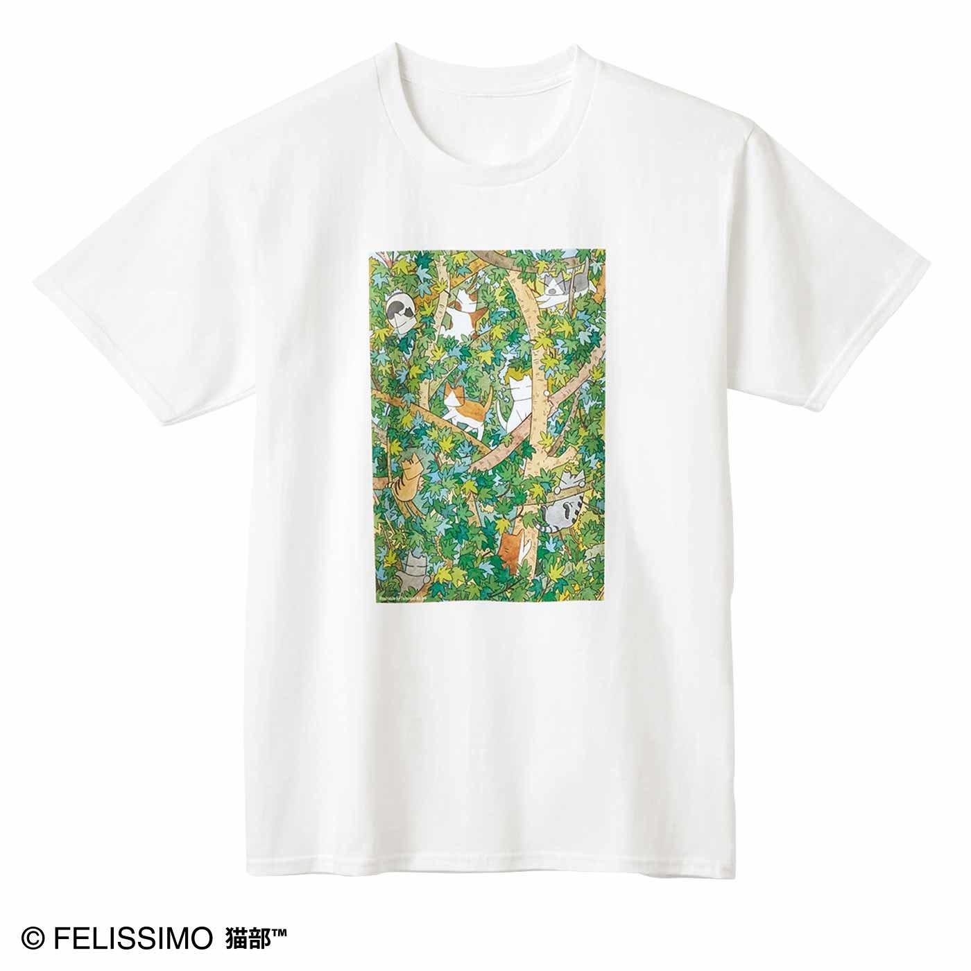 猫部×久保智昭 地域猫チャリティーTシャツ2020