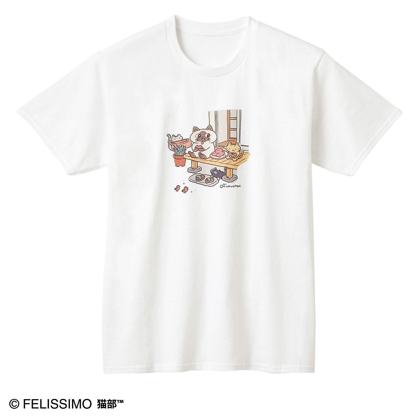 猫部×やじまけんじ 地域猫チャリティーTシャツ2020