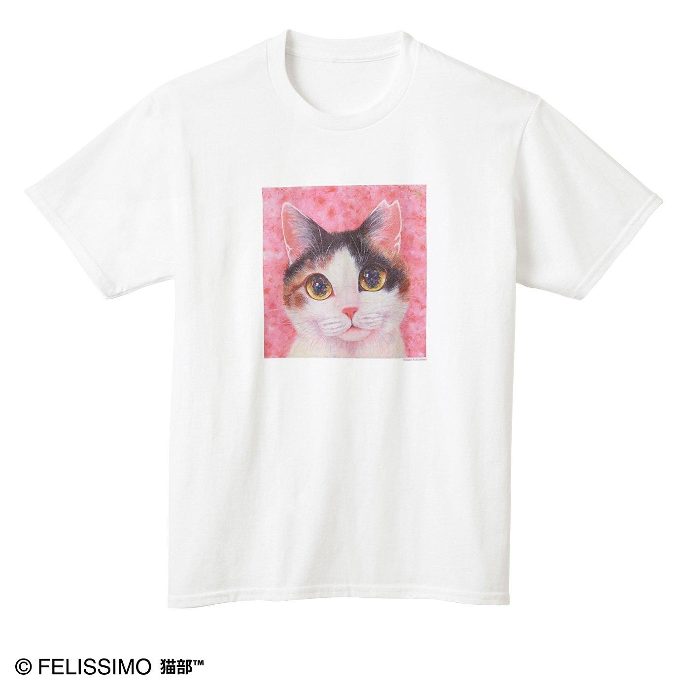 猫部×福嶋吾然有 地域猫チャリティーTシャツ2020