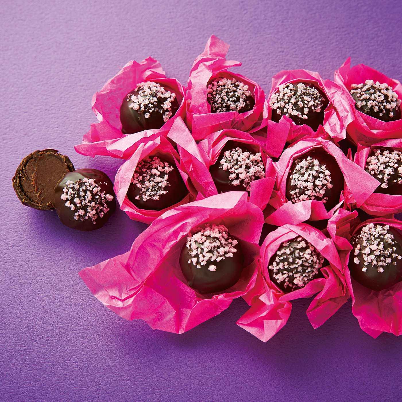 【ホワイトデイお届け】チョコレート アート ストロベリー